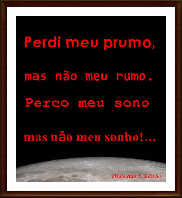 Meu Rumo sonho c lua mold